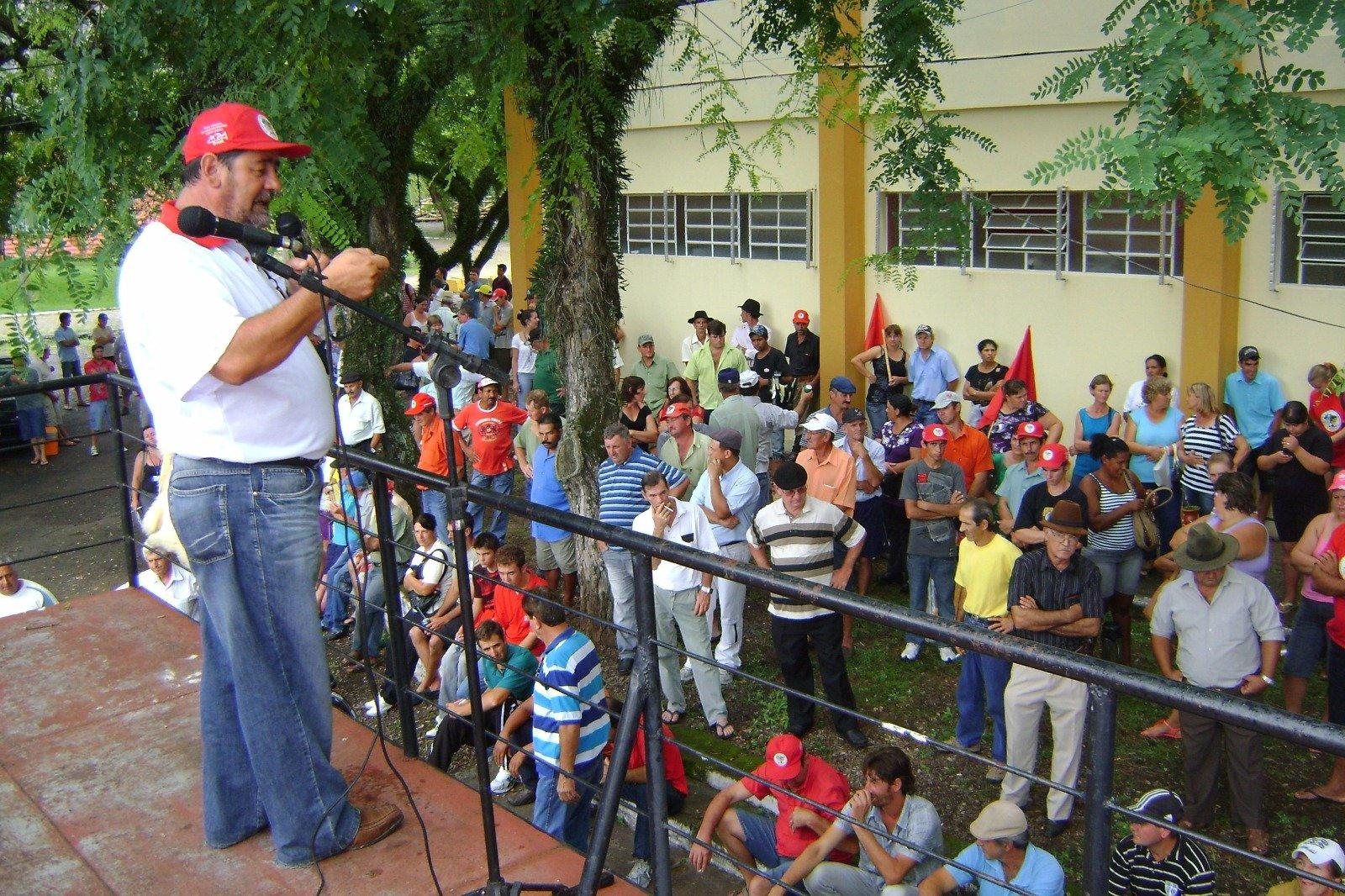 MPA lamenta a partida física do camponês e militante Gilberto Tuhtenhagem