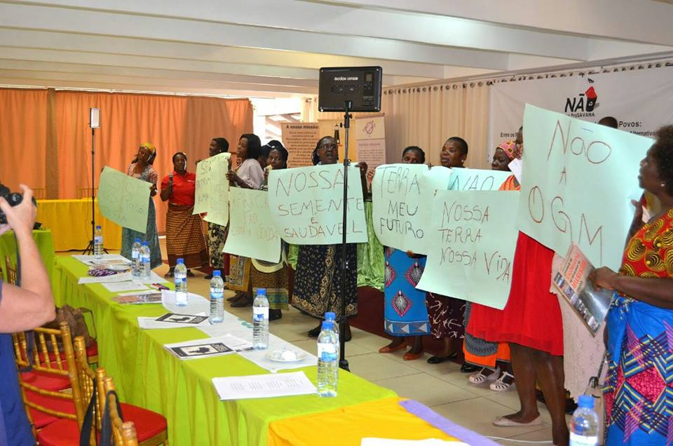 III Conferência Triangular dos Povos: em declaração, povos afirmam Não ao Prosanava