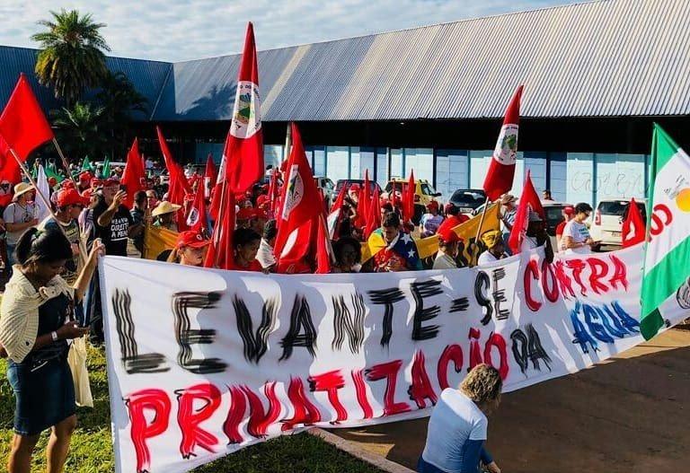 """Com o tema """"Água é direito, não Mercadoria"""" camponeses do MPA somam-se a construção do FAMA 2018"""